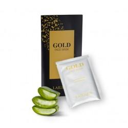 Gold Face Mask Lailique